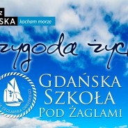 Gdańska szkoła pod żaglami