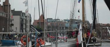 Sezon żeglarski otwarty